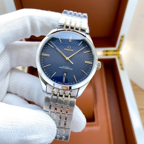 OMEGA AAA Quality Watches For Men #825201 $196.00 USD, Wholesale Replica OMEGA New Quality Watches