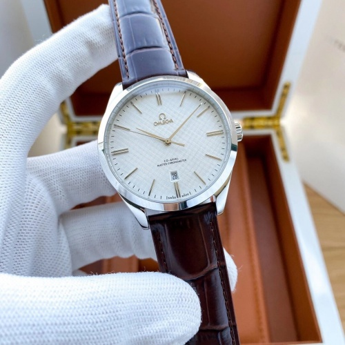 OMEGA AAA Quality Watches For Men #825204 $191.00 USD, Wholesale Replica OMEGA New Quality Watches