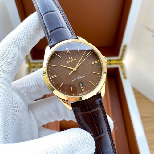 OMEGA AAA Quality Watches For Men #825207 $191.00 USD, Wholesale Replica OMEGA New Quality Watches