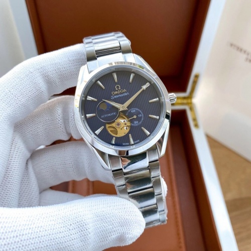 OMEGA AAA Quality Watches For Men #825211 $211.00 USD, Wholesale Replica OMEGA New Quality Watches