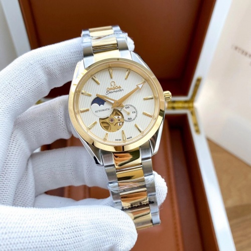 OMEGA AAA Quality Watches For Men #825214 $211.00 USD, Wholesale Replica OMEGA New Quality Watches