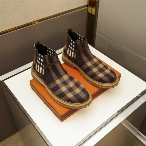 Burberry Boots For Men #825253