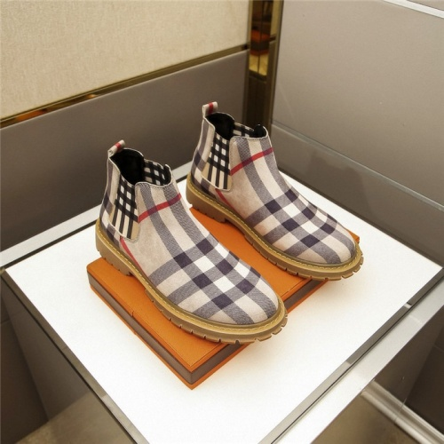Burberry Boots For Men #825254
