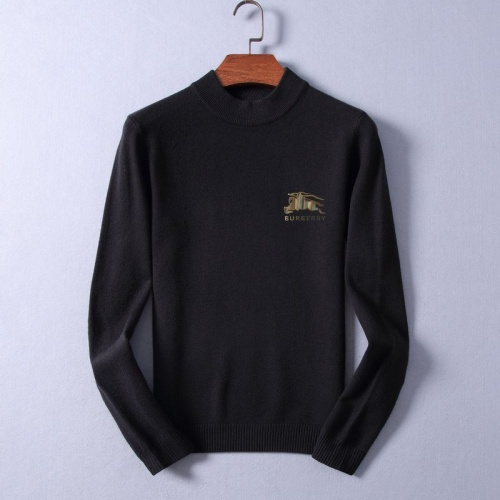 Burberry Sweaters Long Sleeved O-Neck For Men #825356