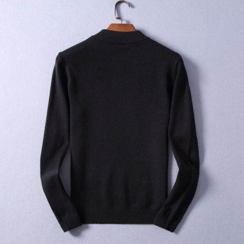 Replica Moncler Sweaters Long Sleeved O-Neck For Men #825366 $48.00 USD for Wholesale