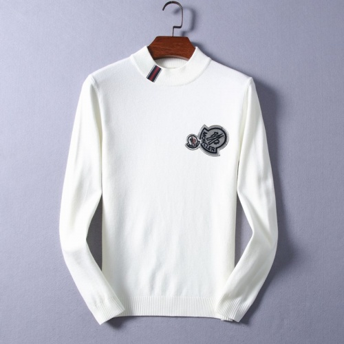 Moncler Sweaters Long Sleeved O-Neck For Men #825367