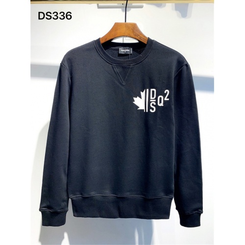 Dsquared Hoodies Long Sleeved O-Neck For Men #825376 $41.00 USD, Wholesale Replica Dsquared Hoodies