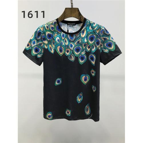 Dolce & Gabbana D&G T-Shirts Short Sleeved O-Neck For Men #825393
