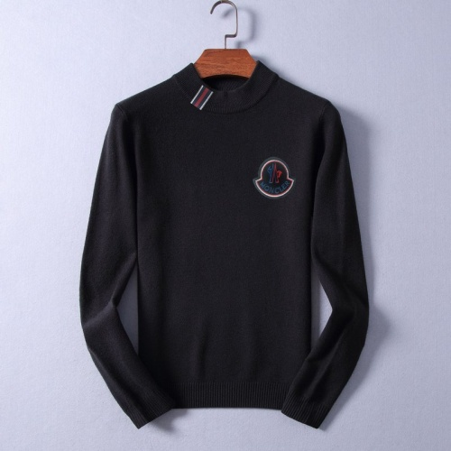 Moncler Sweaters Long Sleeved O-Neck For Men #825399
