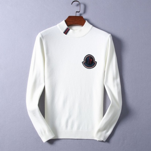 Moncler Sweaters Long Sleeved O-Neck For Men #825400