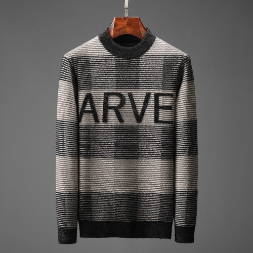 Versace Sweaters Long Sleeved O-Neck For Men #825455