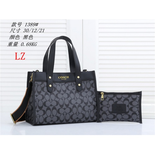 Coach Fashion Handbags For Women #825460