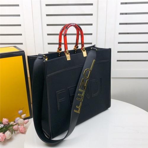 Fendi AAA Quality Tote-Handbags For Women #825468