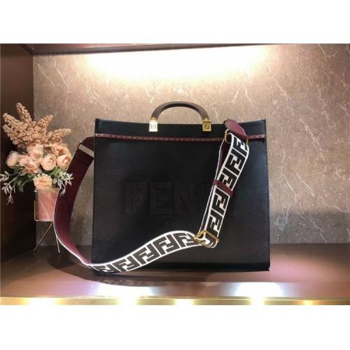 Fendi AAA Quality Tote-Handbags For Women #825473