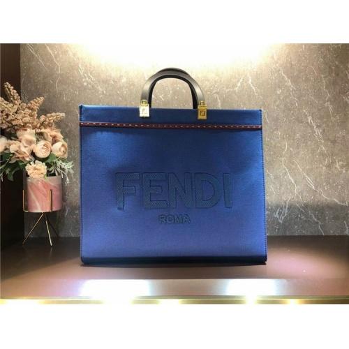 Fendi AAA Quality Tote-Handbags For Women #825474