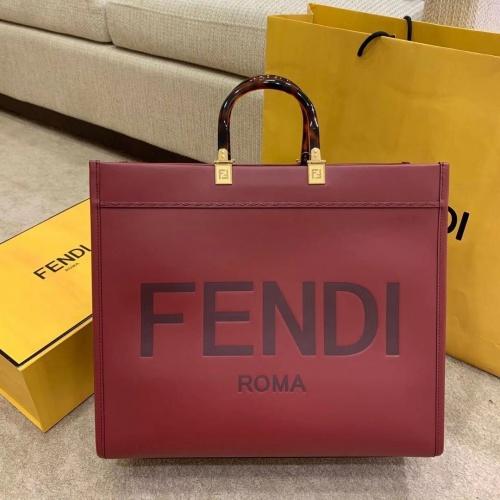 Fendi AAA Quality Tote-Handbags For Women #825482