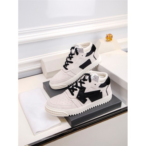 Off-White Casual Shoes For Men #825539