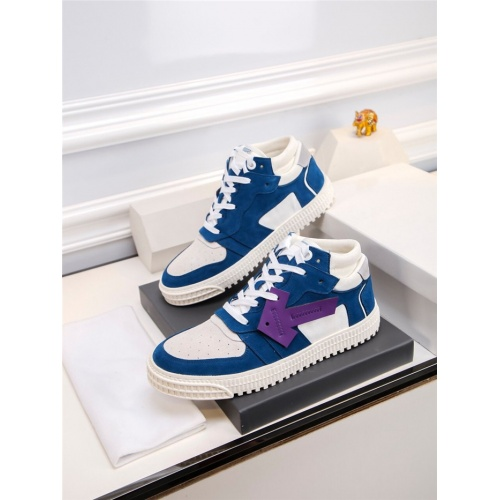 Off-White Casual Shoes For Men #825540