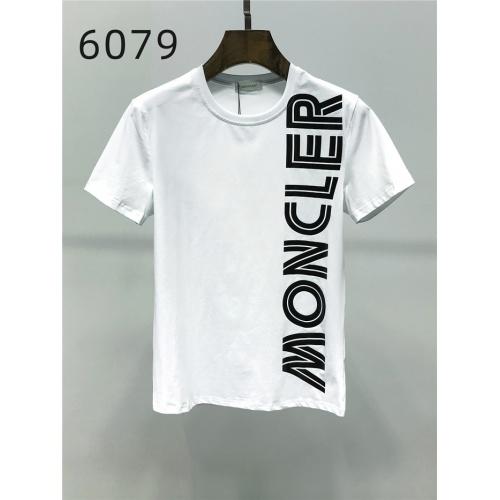 Moncler T-Shirts Short Sleeved O-Neck For Men #825566