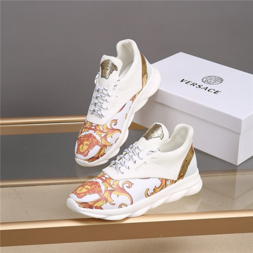 Versace Casual Shoes For Men #825587