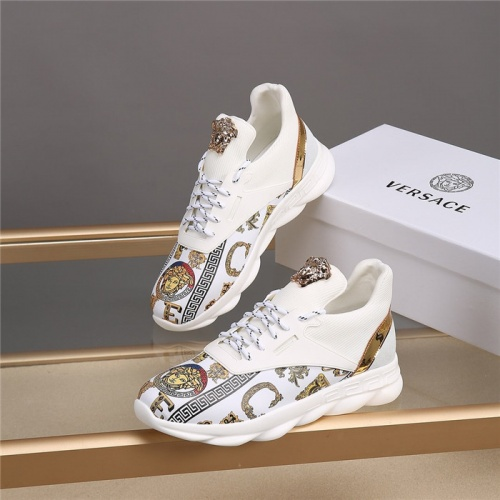 Versace Casual Shoes For Men #825589