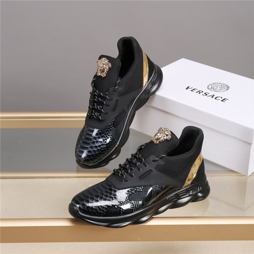 Versace Casual Shoes For Men #825590