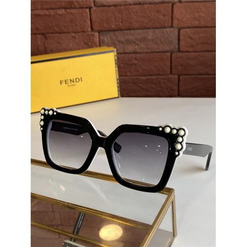Fendi AAA Quality Sunglasses #825604
