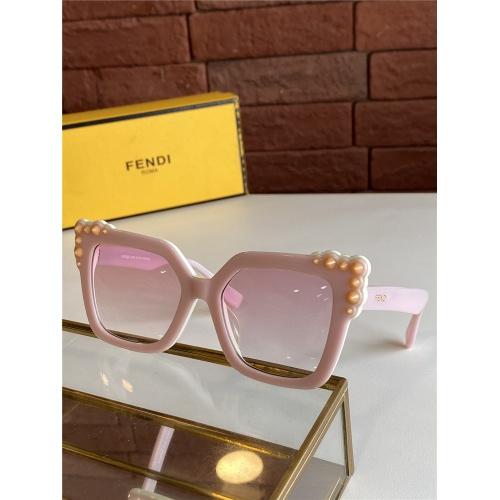 Fendi AAA Quality Sunglasses #825606