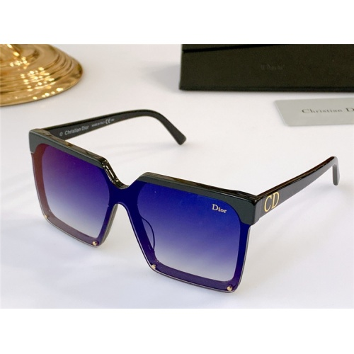 Christian Dior AAA Quality Sunglasses #825619