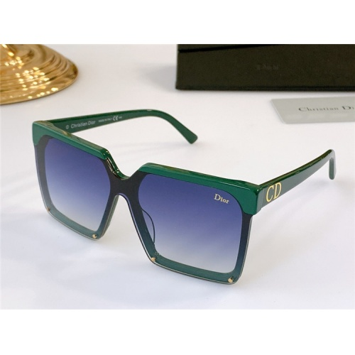 Christian Dior AAA Quality Sunglasses #825622