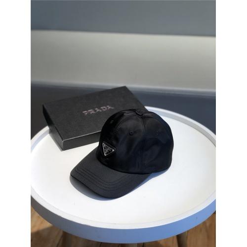 Prada Caps #825686