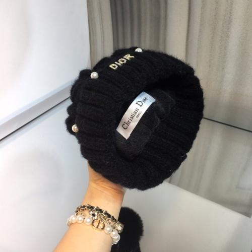 Replica Christian Dior Caps #825696 $34.00 USD for Wholesale