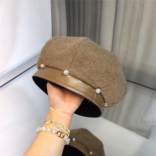 Replica Christian Dior Caps #825700 $36.00 USD for Wholesale