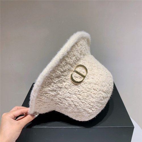 Replica Christian Dior Caps #825714 $39.00 USD for Wholesale