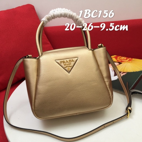Prada AAA Quality Messeger Bags For Women #825748 $100.00, Wholesale Replica Prada AAA Quality Messeger Bags