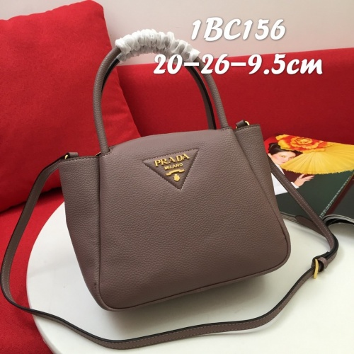 Prada AAA Quality Messeger Bags For Women #825750 $100.00, Wholesale Replica Prada AAA Quality Messeger Bags