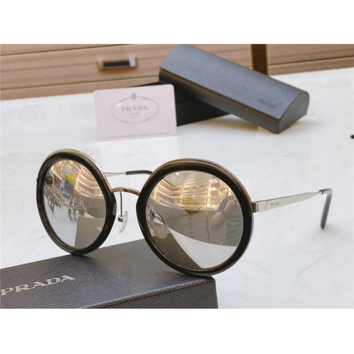 Prada AAA Quality Sunglasses #825751 $45.00 USD, Wholesale Replica Prada AAA+ Sunglasses
