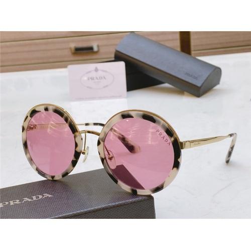 Prada AAA Quality Sunglasses #825754 $45.00 USD, Wholesale Replica Prada AAA+ Sunglasses