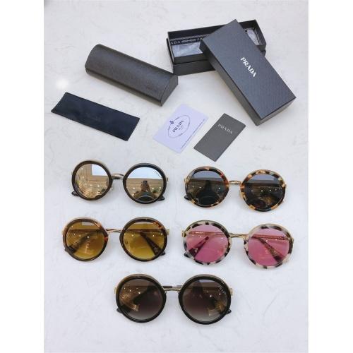 Replica Prada AAA Quality Sunglasses #825754 $45.00 USD for Wholesale