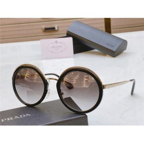 Prada AAA Quality Sunglasses #825755 $45.00 USD, Wholesale Replica Prada AAA+ Sunglasses