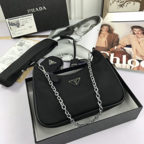 Prada AAA Quality Messeger Bags For Women #825770