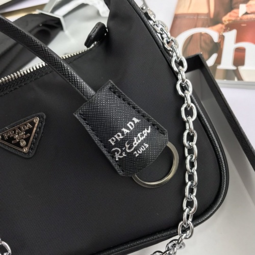 Replica Prada AAA Quality Messeger Bags For Women #825770 $68.00 USD for Wholesale