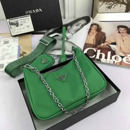 Prada AAA Quality Messeger Bags For Women #825772