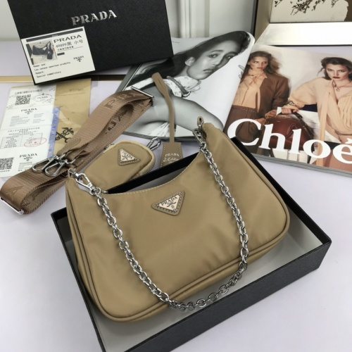 Prada AAA Quality Messeger Bags For Women #825773
