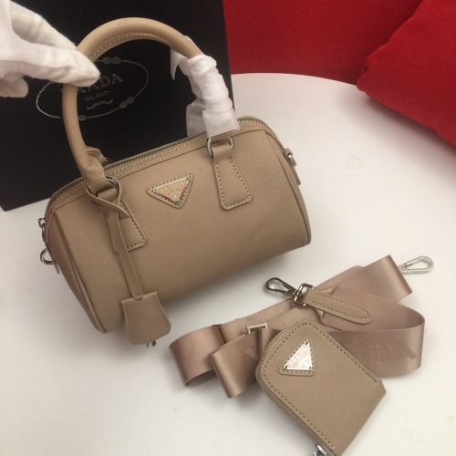 Prada AAA Quality Messeger Bags For Women #825781 $85.00, Wholesale Replica Prada AAA Quality Messeger Bags