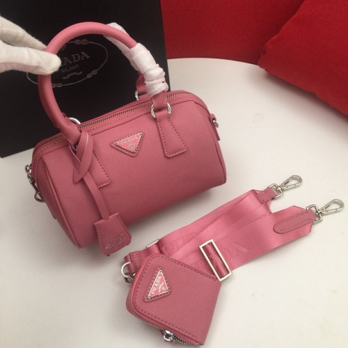 Prada AAA Quality Messeger Bags For Women #825782 $85.00, Wholesale Replica Prada AAA Quality Messeger Bags