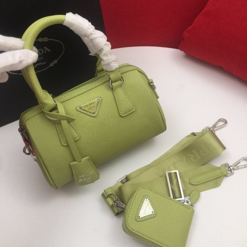 Prada AAA Quality Messeger Bags For Women #825783 $85.00, Wholesale Replica Prada AAA Quality Messeger Bags