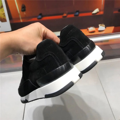 Replica Hermes Casual Shoes For Men #825930 $85.00 USD for Wholesale