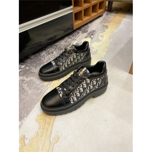Christian Dior Casual Shoes For Men #825937 $72.00 USD, Wholesale Replica Christian Dior Casual Shoes