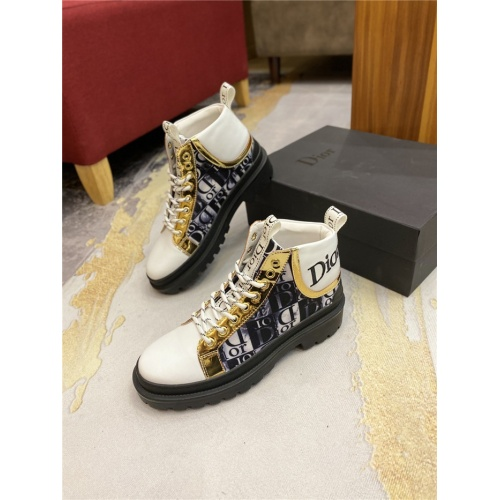 Christian Dior Boots For Men #825938